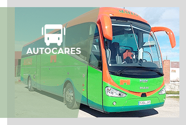 Servicios de Alquiler de Autocares para todo tipo de eventos