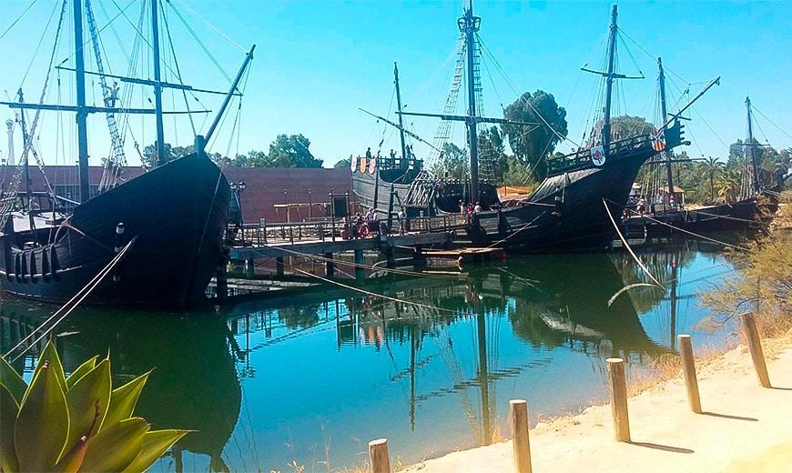 Viaje a Huelva y su Costa de la Luz, parajes naturales protegidos e historia